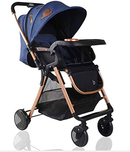 Read About WYRRJ 【New Upgrade】 Baby Stroller, Lightweight Stroller, high Landscape can sit and f...