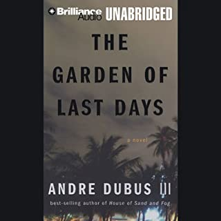 The Garden of Last Days audiobook cover art