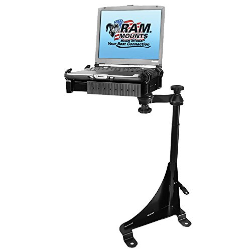Cheapest Prices! RAM Mount No-Drill Vehicle System f/Chevy Express Van (1998-2013) & GMC Savana Van ...