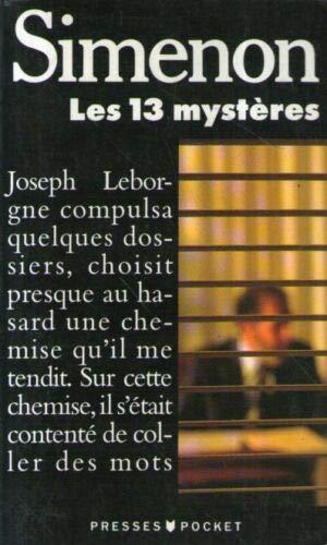 Download Les 13 Mysteres (Presses-Pocket) 2266045474