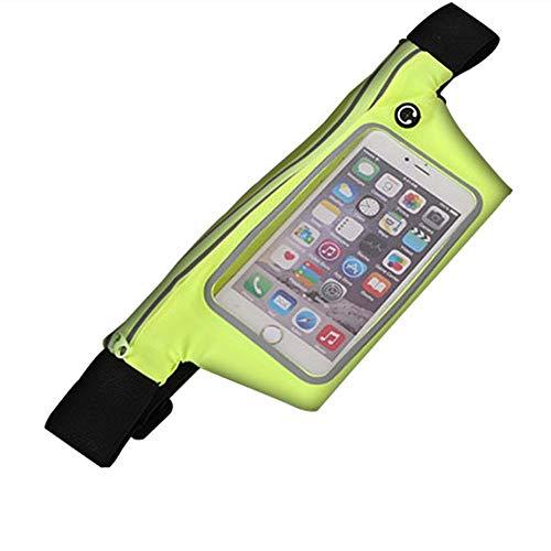 ILYO Poches de Sport en Plein air Poches de téléphone pour téléphone Portable imperméables Poches Multi-Fonctions pour Hommes et Femmes