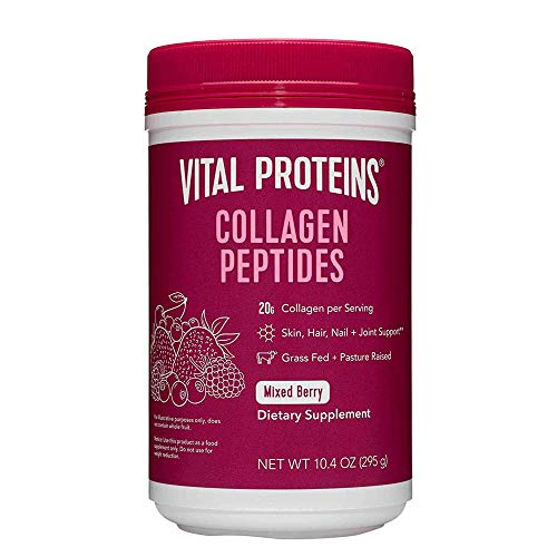 Vital Proteins Collagen Peptides Mixed Berry