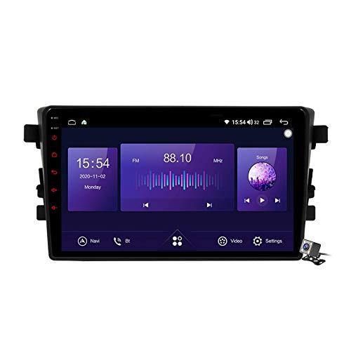 Android 10.0 Coche estéreo, Radio para Suzuki Celerio Cultus 2014-2019 GPS Navigación de 9 pulgadas Cabeza de 9 pulgadas MP5 Reproductor multimedia Video Receptor con 4G / 5G WIFI DSP RDS FM MirrorLin