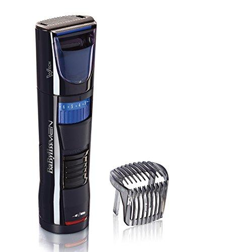 BaByliss T820E - Barbero con tecnología Wtech, color negro