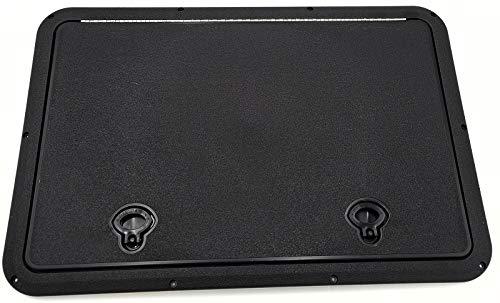 DPI Marine Access Hatch in Black (16'x24') DPF1624BK