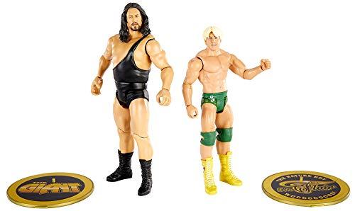 WWE coffret Duel de Champions, figurines articulées de catch