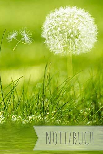 Notizbuch: Handlicher Planer mit Blumen Motiv   A5 Format   Kreative Geschenkidee   Linierte Seiten   Blanko   Für Lehrer   Kalender   Blumenbeete