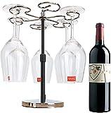 Wine Glass Rack Countertop, Countertop Wine Glass Holder, Freestanding Wine Glass Holder Countertop,...