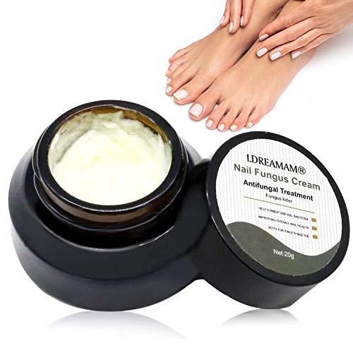 Nagelpflege Creme,Brüchige Nägel Creme,Nagel Behandlung Creme,Verstärkung und Pflege für Nägel und Nagelhaut,Nagelpflege für gesunde Fuß und Hand