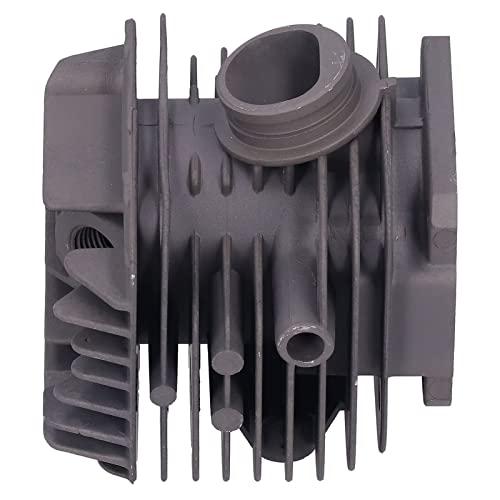Raguso Kit de Montaje de cigüeñal de pistón de Cilindro de 40 mm Kit de Anillo de Repuesto Apto para Motosierra Stihl 020T MS200 MS200T 020 MS200 200T