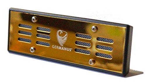 GERMANUS Humidor Befeuchter Kassette Gold