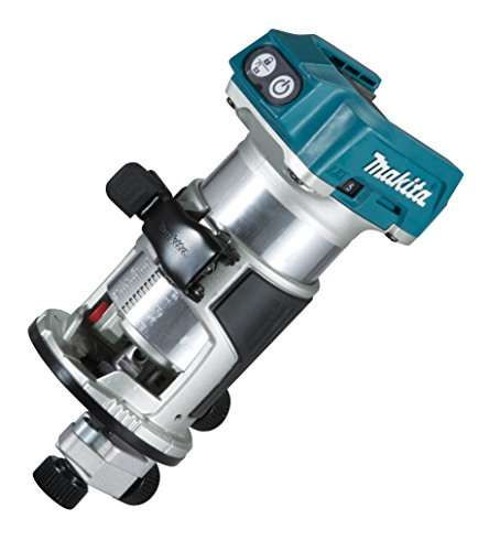 Makita DRT50ZJX2 Multifunktionsfräse...