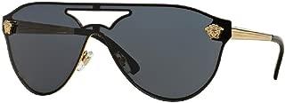 VE2161 Aviator Sunglasses For Men For Women+FREE Complimentary Eyewear Care Kit