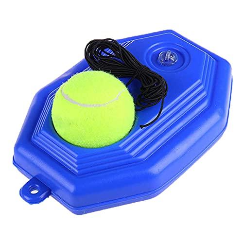 XINYIND XYDZ zestaw tenisówek, deska przypodłogowa z 1 piłką odbijającą, narzędzie do treningu samouczącego ćwiczenia sprzęt treningowy dla dorosłych trening solo dzieci gracz początkujący