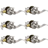 Contractor Pack of 6, Brushed Ni...
