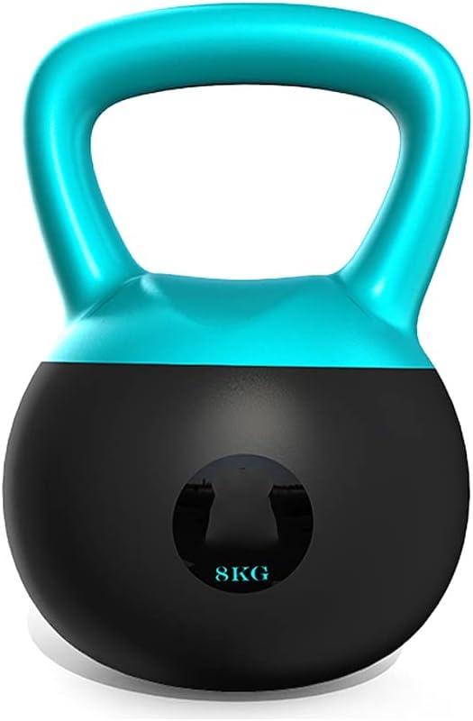 Popular brand in the world MKVRS Kettlebell Dumbbell 8 12 Cheap sale Soft 16kg Grip Du PVC