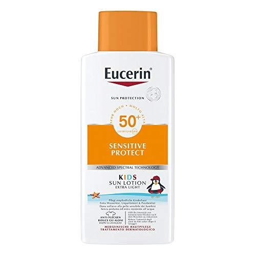 EUCERIN Sun Kids Lotion LSF 50+ Promo 400 ml