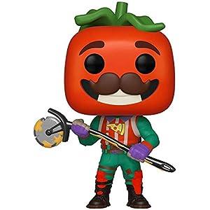 Funko Pop! Vinilo: Games: Fortnite: TomatoHead, Multicolor, Talla Única 6