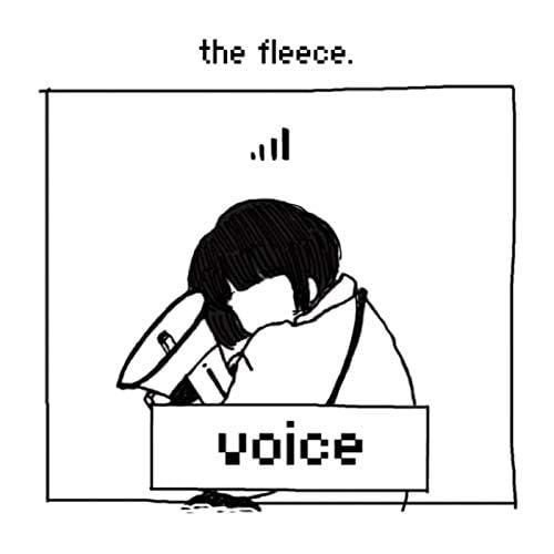 the fleece.
