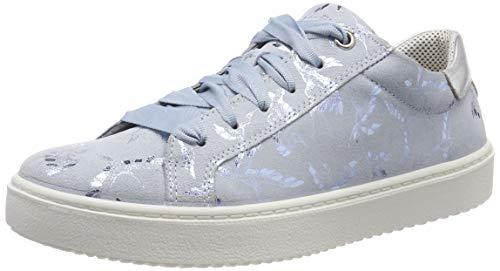 Superfit Mädchen Heaven Sneaker, Blau (Hellblau 85), 28 EU