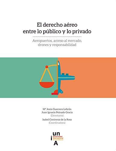 El derecho aéreo entre lo público y lo privado: Aeropuertos, acceso al mercado, drones y responsabilidad