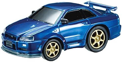 1 Stadt Skyline Drive GT-R34 (Japan-Import)