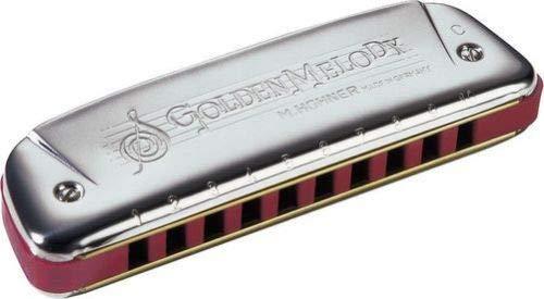 Hohner Golden Melody 542/20 EBX - Armónica