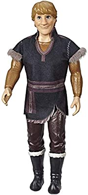 Disney Frozen Kristoff Fashion Doll with Brown Outfit Inspired by The Frozen 2 Movie - Toy for Kids 3 Years Old & Up