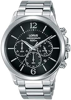 ساعة عصرية اوربان كرونوغراف ستانلس ستيل للرجال من لوراس، موديل RT315HX9