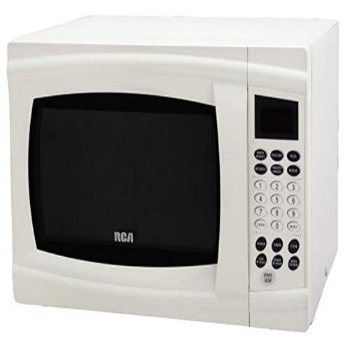 RCA RMW1112WH 1.1-Cu-Ft 1000-Watt Microwave, White