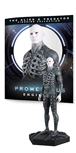 The Alien & Predator Figurine Collection Prometheus Engineer 12 cm Eaglemoss