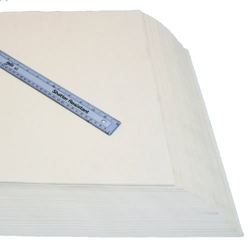 BCreative Zucker-Papier, A4, 100 g/m², 100 Blatt