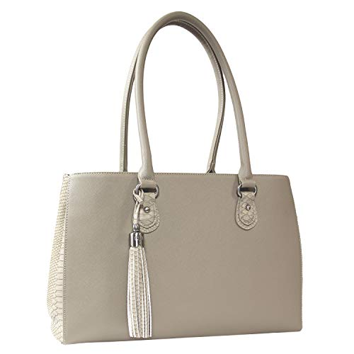 Work Tote 13 Inch Laptop Bag for Women Designer Business...