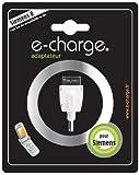 E-Charge - Adaptador de Teléfono móvil para Siemens A52 II