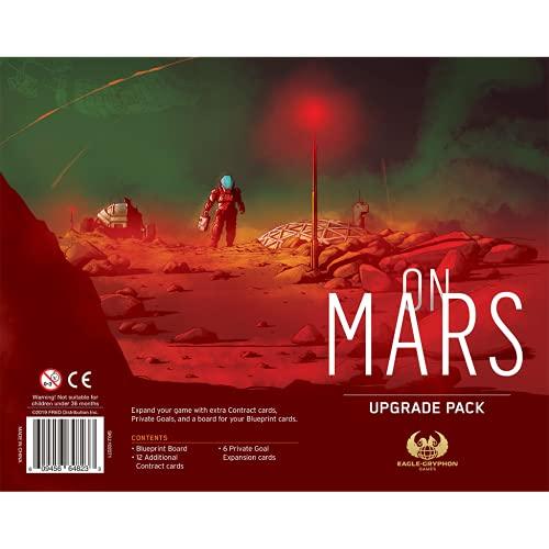 Eagle-Gryphon Games On Mars Upgrade Pack SW