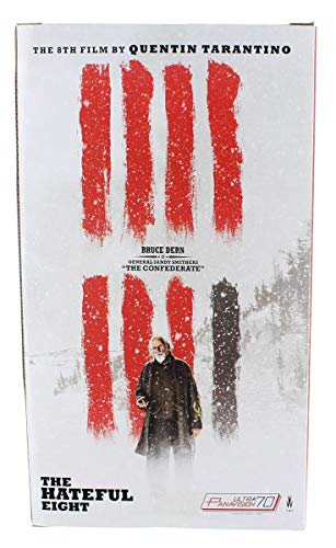 The hateful eight Figura, 20.32 cm (NECA NEC0NC14940) 3