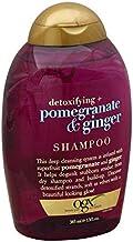 OGX Detoxifying + pomegranate & ginger shampoo, 385ml