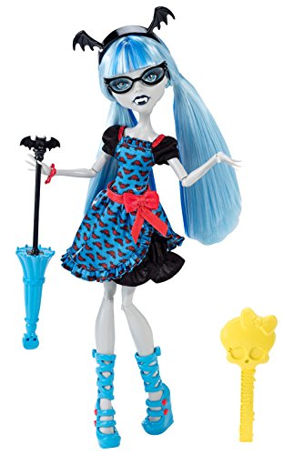 Monster High Fatale Fusion Ghoulia