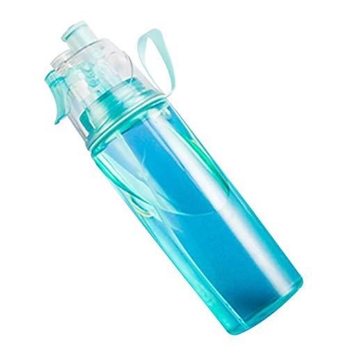 Youzhishui watersportfles eiwitshaker fietsen gym mijn drankje squeeze bottle pump sport spuitfles