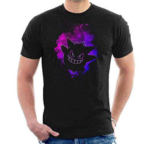 Cloud City 7 Soul of The Ghost Gengar Men's T-Shirt