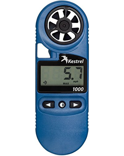 Kestrel® 1000 Pocket WINDMETER/WINDMESSER