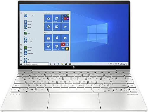 HP Envy 13-ba0002na 13.3-Inch Full HD Touch-screen Laptop (Natural Silver) (Intel Core i5-1035G1, 8 GB RAM, 512 GB SSD, Windows 10 Home) (Renewed)