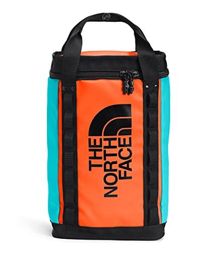 The North Face Explore Fusebox—S, Red Orange/Transantarctic Blue, OS