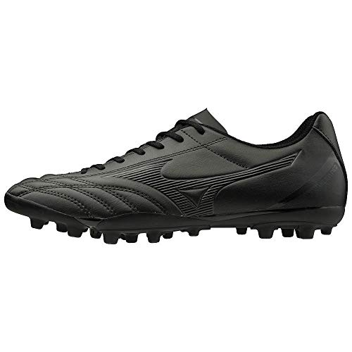 Mizuno Monarcida Neo Select Artificial Ground, Zapatillas de fútbol Unisex Adulto, Negro, 41 EU