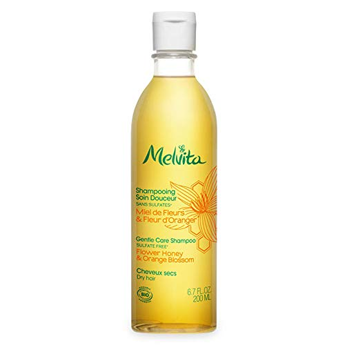 Melvita Gentle Nourishing Shamp 200 ml Männer 200ml Eau de Toilette