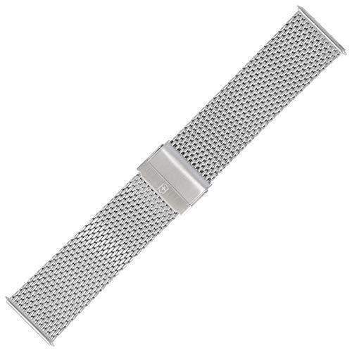 Victorinox Uhrenarmband 23mm Edelstahl Silber - 4729