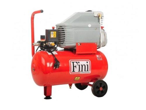 Compressore Fini da 25 lt automatico per lavori di fai da te EC25/2450