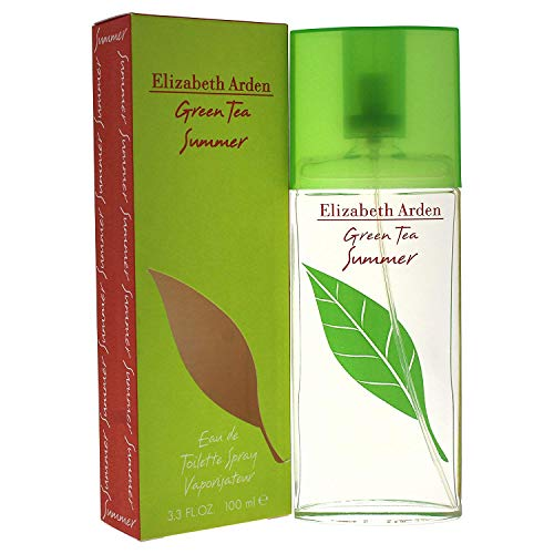 Elizabeth Arden Green Tea Summer 100 ml Eau de Toilette Spray fr Sie, 1er Pack (1 x 100 ml)