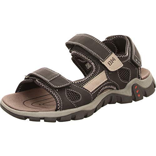Montega Shoes + Boots 8010901,Black Größe 42 EU Schwarz (Black)