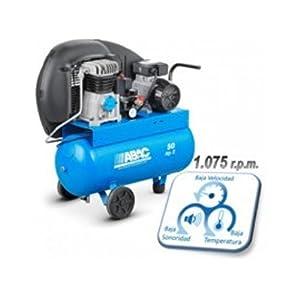 41xHHbugS8L. SS300  - Abac 4116024262 - Compresor Correas A29 50 Cm2 2Hp 050L